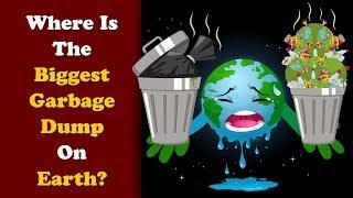 أين هو أكبر مكب نفايات على الأرض؟