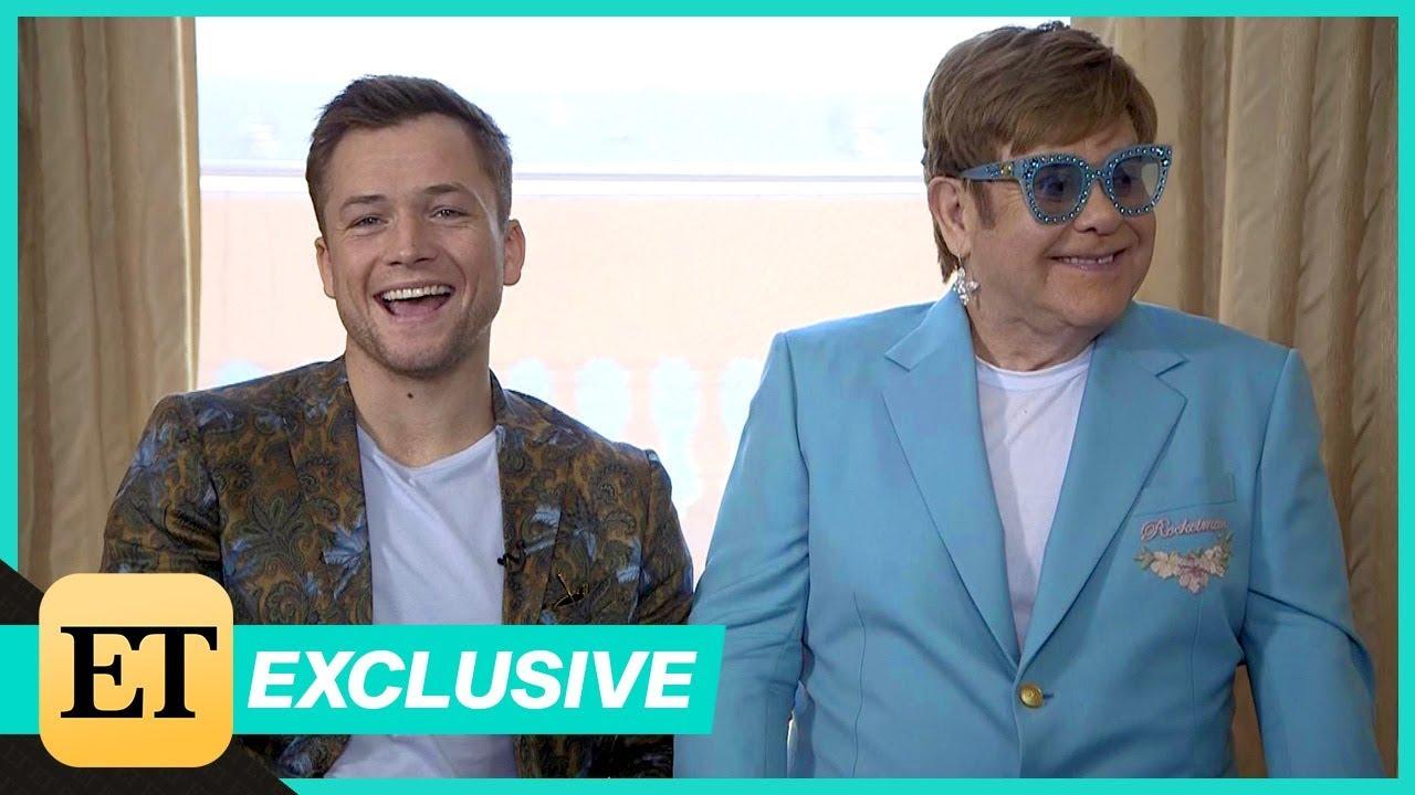 Download Rocketman: Elton John and Taron Egerton Full Interview (Exclusive)