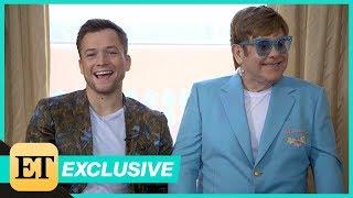 Baixar Rocketman: Elton John and Taron Egerton Full Interview (Exclusive)