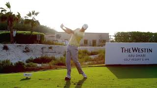 Troon Golf Abu Dhabi Pro-Am 2018
