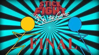 FINAL FIGHT | Keybo vs Kyzon Part 5 | Stick Fight: The Game