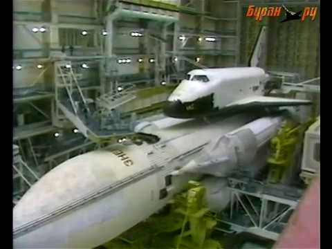 Buran - the end of soviet space program