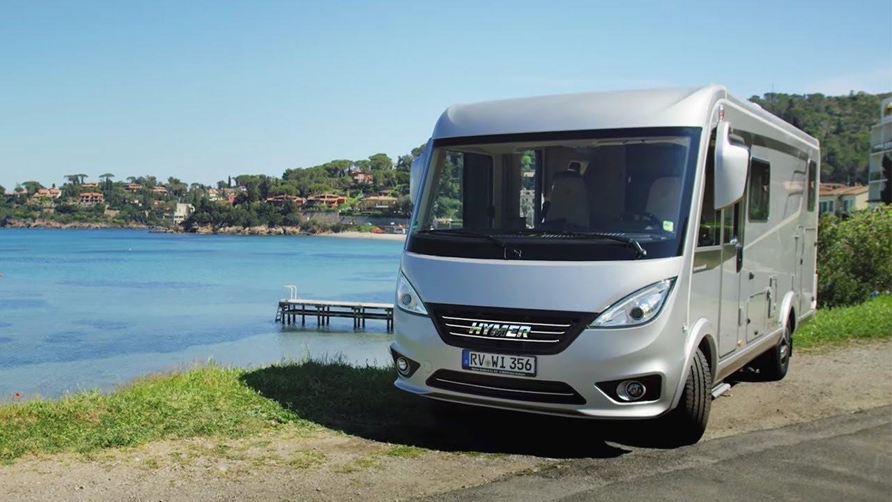 Der neue HYMER Exsis-i - integriertes Wohnmobil unter 8,8 Tonnen!