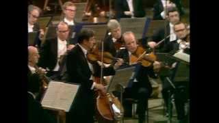 Beethoven - Violin Concerto - Larghetto (Milstein)