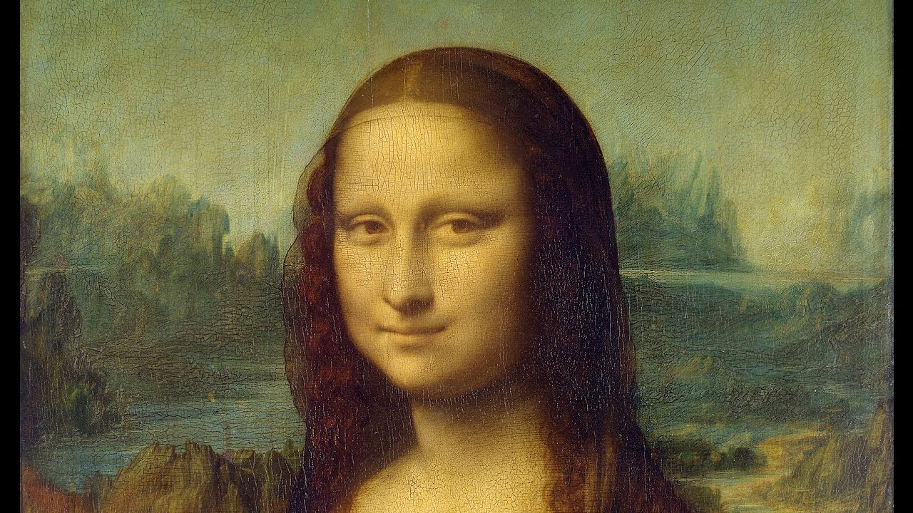 mona lisa painting by leonardo da vinci youtube