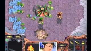 [2002.12.20] 2002 Panasonic배 온게임넷 스타리그 16강 D조 6경기 (네오 포비든 존) 성학승(Zerg) vs 박경락(Zerg)