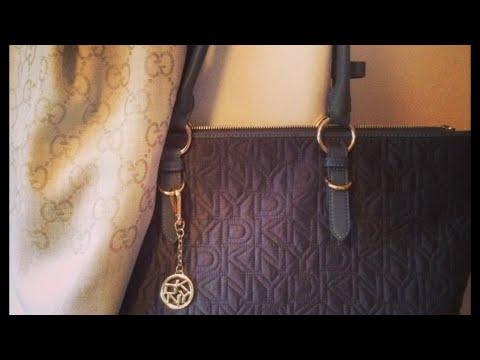 My DKNY handbag collection !