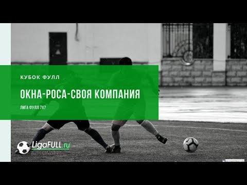 Футбол Уфа: обзор матча | ОКНА-РОСА - Своя компания