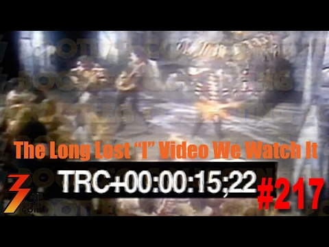 Ep. 217 The Long Lost I Video from Music From The Elder, We Watch It
