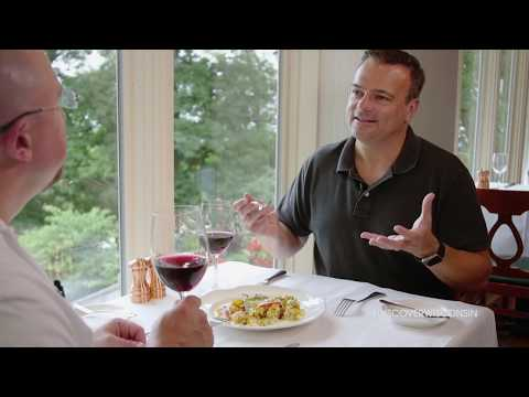 Eric Paulsen - Enjoy a cheese trifecta with me on Discover Wisconsin!