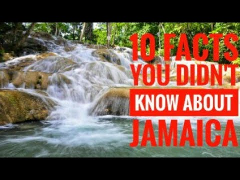 TEN FACTS YOU DID NOT KNOW ABOUT JAMAICA