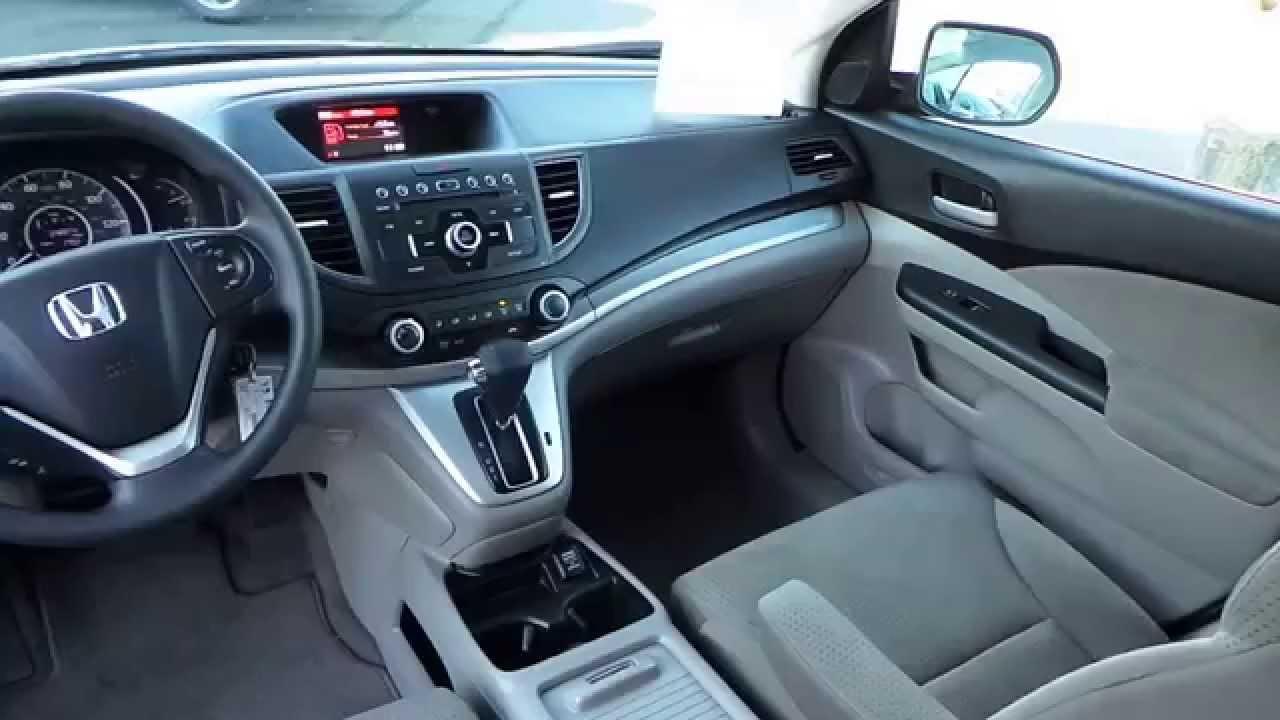 Honda Of Everett >> 2012 Honda CR-V, Basque Red Pearl Ii - STOCK# 31332A ...