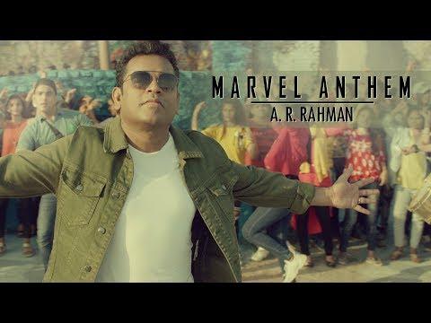 Marvel Anthem | A.R. Rahman | Hindi
