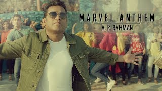 Marvel Anthem | A.R. Rahman | Hindi