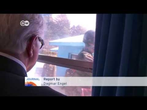 Korea: Steinmeier visits border zone | Journal