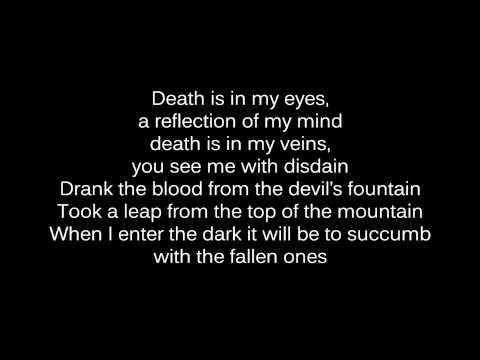 Sparzanza - The Fallen Ones (Lyrics)