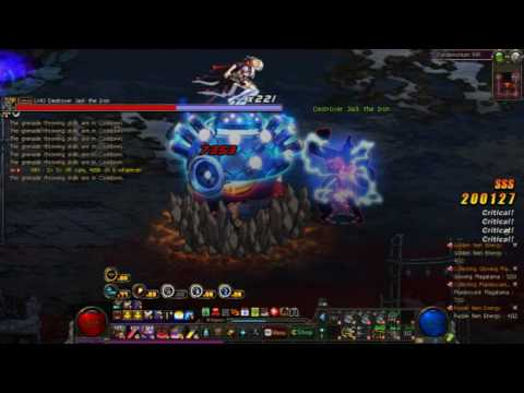 DFO Pande-Rift Solo (F.Spitfire Run with Belial)