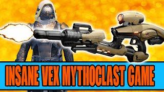 Destiny - MYTHOCLAST DOMINATION! 7.2 K/D With Vex Mythoclast! (Exotic Iron Banner Gameplay)