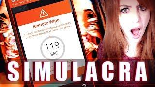 SIMULACRA #04 - IN 120 SEKUNDEN WIRD ALLES GELÖSCHT! ● Let