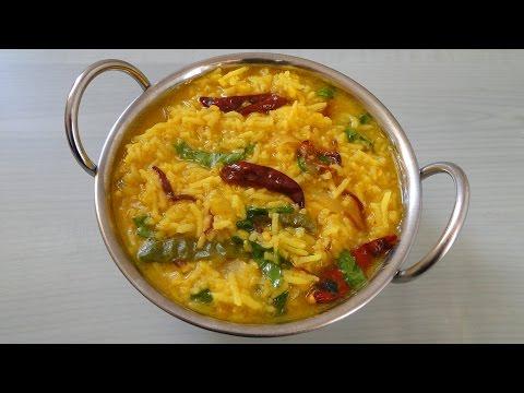 Norom Khichuri ( নরম খিচুড়ি) / Lyatka Khichuri