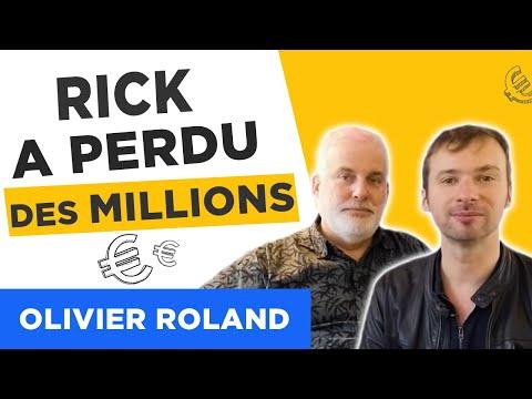 Comment Rick a perdu des millions en 2001 - et comment il a remonté la pente