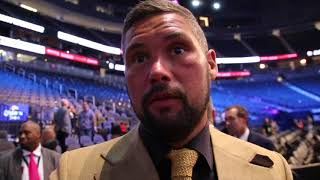 'McGREGOR'S PUNCHING WAS HORRENDOUS' - TONY BELLEW DOESNT HOLD BACK - REACTS TO McGREGOR DEFEAT