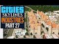 Cities: Skylines Industries | VILLAGE ON