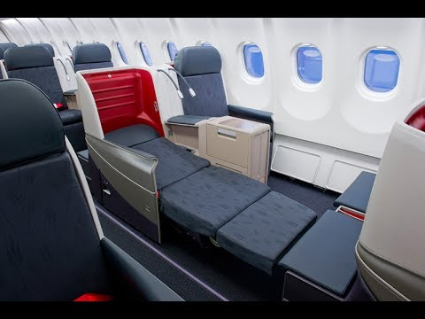 Turkish Airlines B777-300ER Business Class Istanbul - Miami