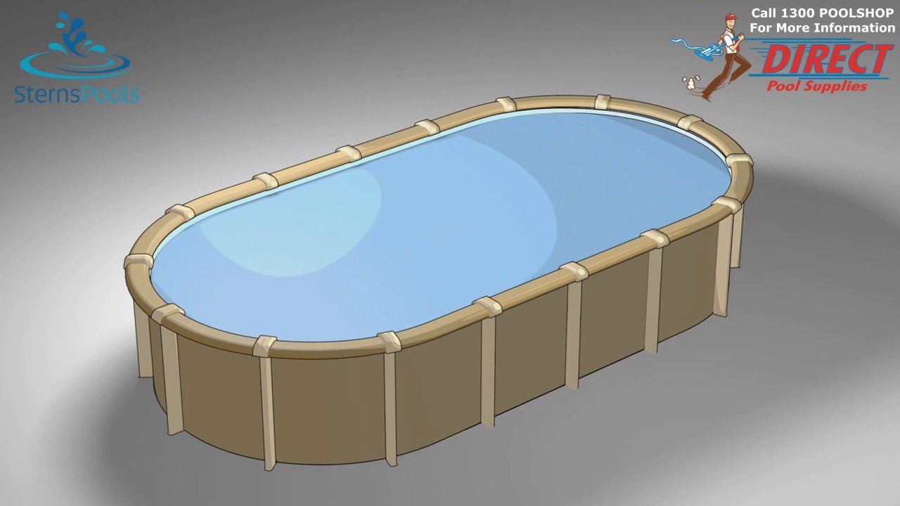 Sterns Above Ground Pool Installation - Direct Pool Supplies