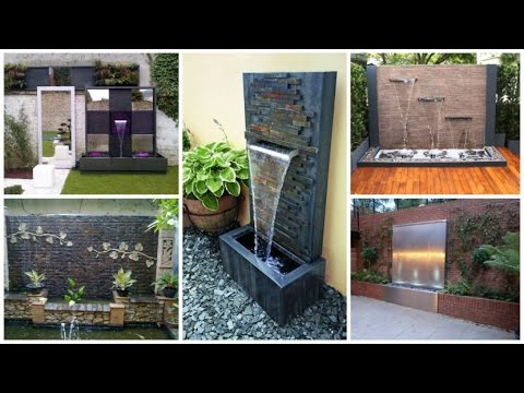 Garden Fountains | Waterfall | Water Fountain | 16 | Ideas