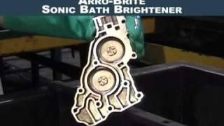 Sonic Bath Brightner for Aluminum Parts