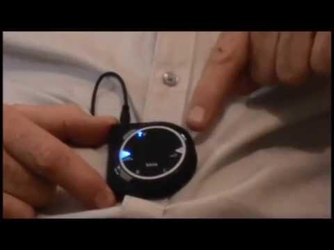 Casque TV sans fil + Amplificateur d'écoute,