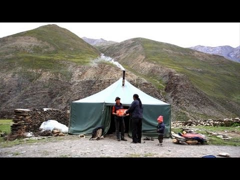 High in the Himalayas, brothers share one wife