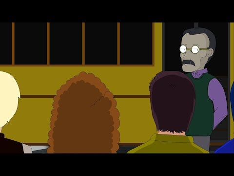 Scary Field Trip Horror Stories Animated