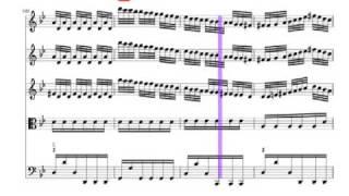 Vivaldi - Four seasons - Summer - Allegro Non Molto - Analysis
