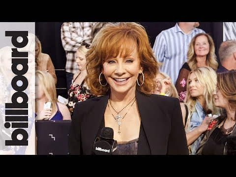 Reba McEntire Talks 'Forever Country' & 'Back to God' Videos | CMT Music Awards 2017