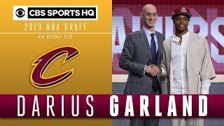 Darius Garland gives Cleveland a dynamic backcourt duo | 2019 NBA Draft| CBS Sports HQ
