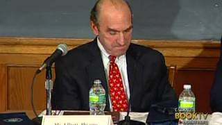 """Book TV: """"Foreign Policy and Chambers: Is Witness"""