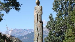 Briançon, Cité Vauban - La Clarée, Val des Près - Serre Chevalier -  Thierry Ollagnier - Sculpteur