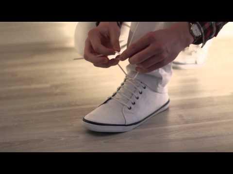 Новинка - шнурки, которые не надо каждый раз завязывать и развязывать!