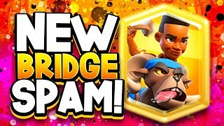 NEWEST VERSION of BRIDGE SPAM is here & I LOVE IT!