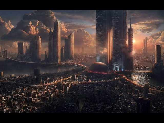The Future Of Cities: Mega Cities & Megalopolis