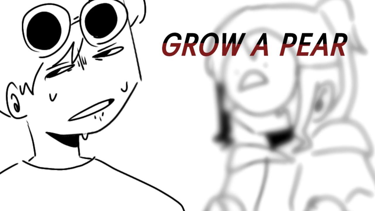 Grow a pear (⁹ᵐⁱˡ)