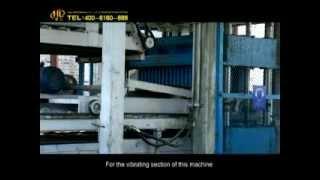 Linyi Huali Machinery Co., Ltd ------- Brief Introduction of Block Making Machine Plant