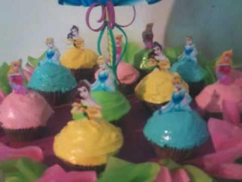 Decoracion tematica princesas uruguay youtube for Decoracion de princesas