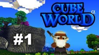 [ro] Voi sunteți la putere - ep1 Cube World în Română