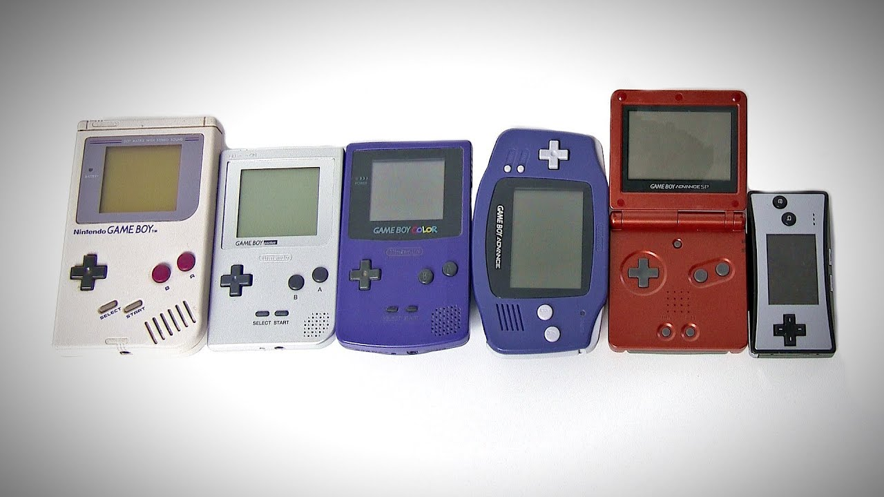 Gameboy color advance