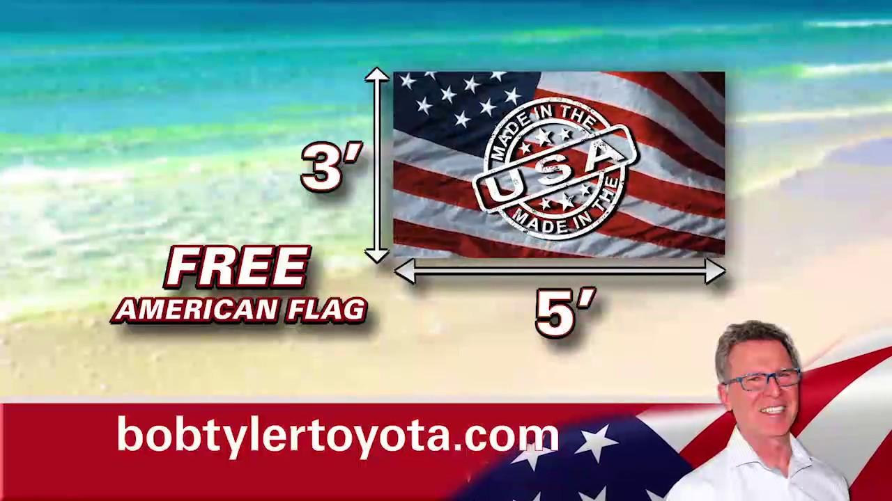Memorial Day Sale At Bob Tyler Toyota In Pensacola   Near Mobile AL