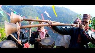 क्या नौलो!! पञ्चेबाजामा सालैजो यस्तो पो गीत ||घुम्टेमुनी कौलेनी साँईली ||