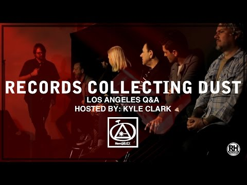 Records Collecting Dust - Los Angeles Q&A 1.23.15